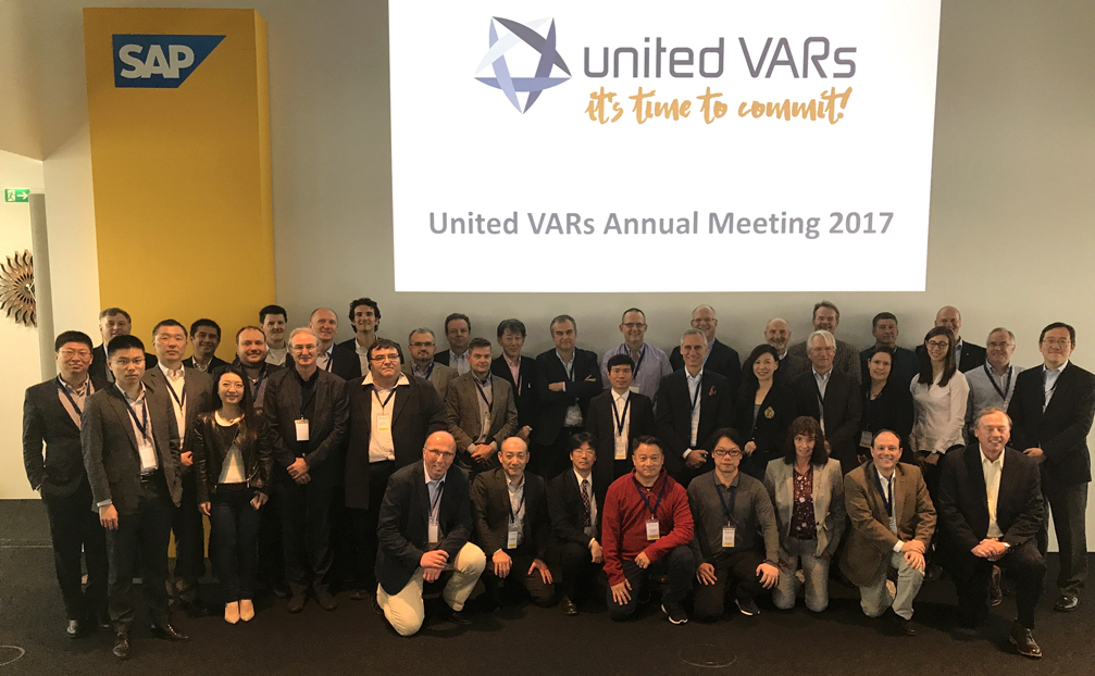 Review: United VARs Annual Meeting 2017